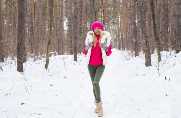 3 Ways to stay stylish in the winter