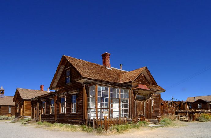 Top 5 Real American Ghost Towns