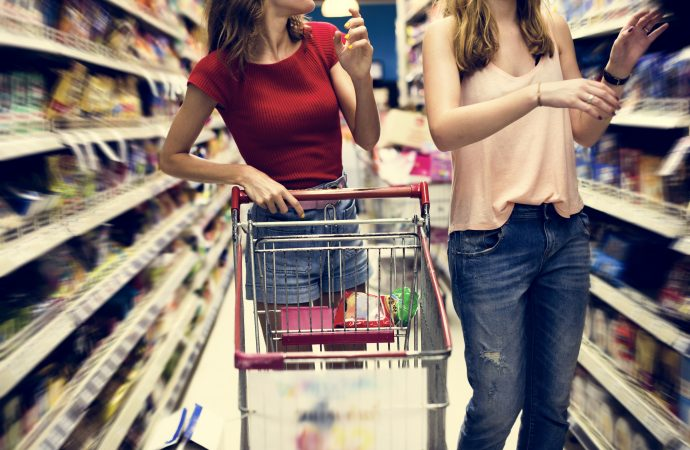 Top 5 Healthy Food Product You Can Find In A Grocery Store