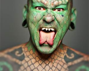 5 Craziest Cases of Body Modification